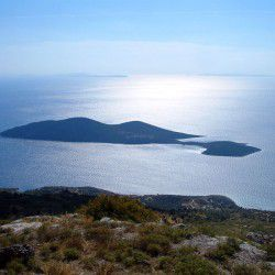 Samiopoula Isle