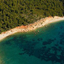 Spartines Beach © Official Website of Alonnisos