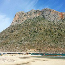 photo of stavros beach, Chania, travel & discover mysterious Greece