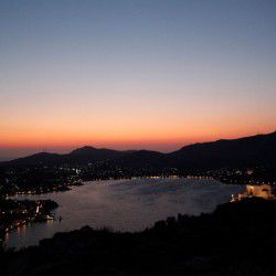 photo of sunset leros, Leros, travel & discover mysterious Greece