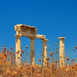 Temple of Apollo ©  DiAnn L'Roy by Flickr