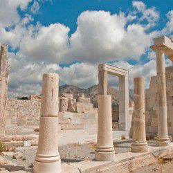 photo of temple ofgyroula, Naxos, travel & discover mysterious Greece