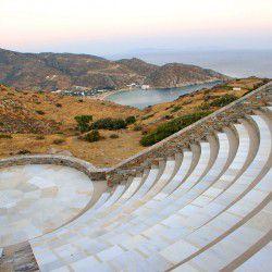 Theatre of Elytis © Lourakisby Wikimedia