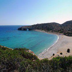 photo of tripiti beach, Gavdos, travel & discover mysterious Greece