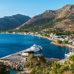 View of Tilos © omartarif.blogspot.com