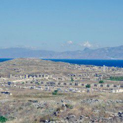 View of Delos ©  Bruce Harlick by Flickr
