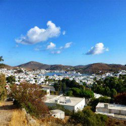 View of Patmos ©  Times Travel by Toptimestravel.com