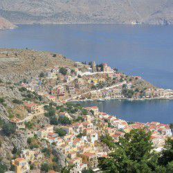 View of Symi © Charley1965 by Flickr