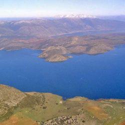 Yliki Lake © akraifnia.gr