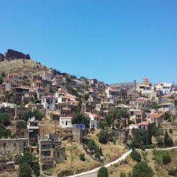 Volissos Village © Mysteriousgreece.com