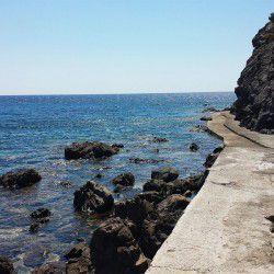 Agia Markella Path