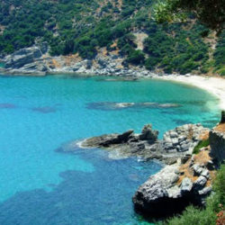 Kalamos beach © evia-guide.com