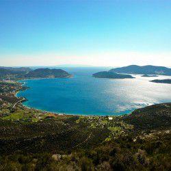 Marmari View to Petalioi isles © Greekprimeestate.com