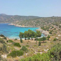 photo of agia  dynami  beach, One Million Words, travel & discover mysterious Greece