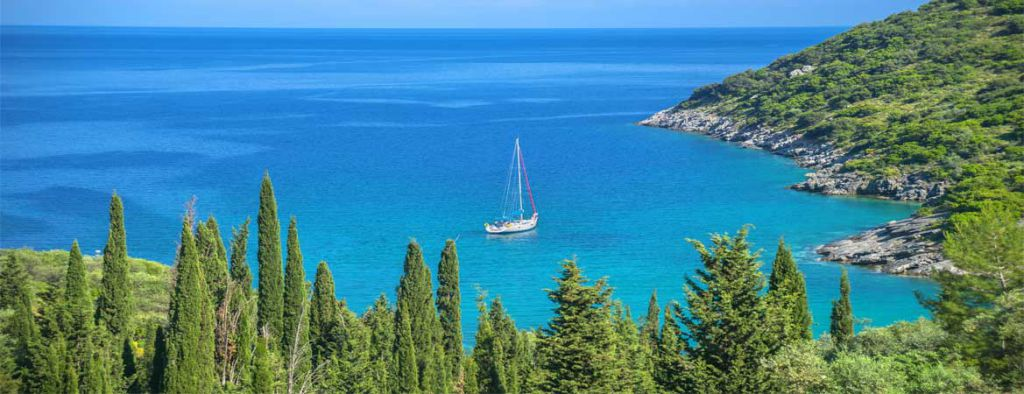 A Sailing Adventure from Ithaca and Kefalonia
