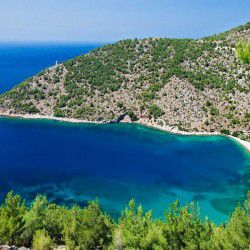 photo of elinda  beach, One Million Words, travel & discover mysterious Greece