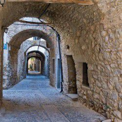 photo of mesta  village, One Million Words, travel & discover mysterious Greece