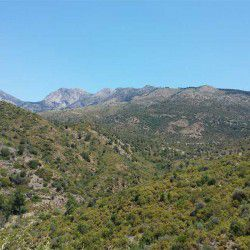 photo of mountain  scenery in chios, One Million Words, travel & discover mysterious Greece