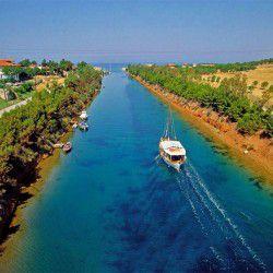 Nea Potidea Canal