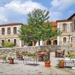 Polygyros Village © Amalia Lampri by Flickr