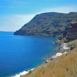 photo of view  from thirasia, One Million Words, travel & discover mysterious Greece