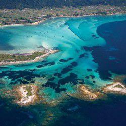 View of Vourvourou Bay