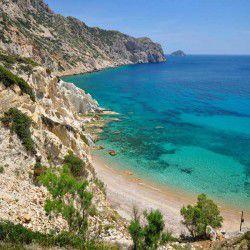 Vroulidia Beach © Mysteriousgreece.com