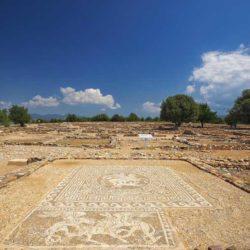 Ancient Olynthos © visit-halkidiki.com