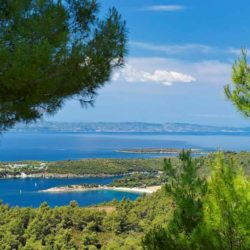 Panoramic View from Itamos Mount © visit-halkidiki.com