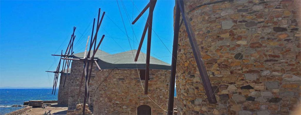 photo of chioswindmills, Chios, travel & discover mysterious Greece
