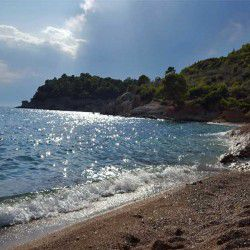 photo of agia  paraskevi  beach, One Million Words, travel & discover mysterious Greece