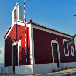 photo of church  of anastasi, One Million Words, travel & discover mysterious Greece
