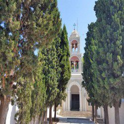 photo of nunnery of agioi pantes, One Million Words, travel & discover mysterious Greece