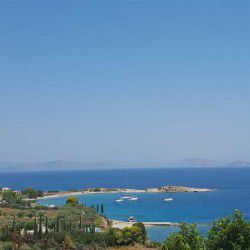 photo of view  of kouzounos bay, One Million Words, travel & discover mysterious Greece