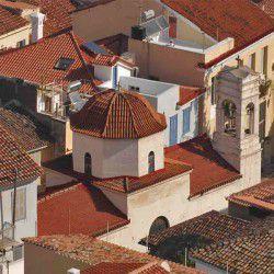 photo of church of agios spyridon, One Million Words, travel & discover mysterious Greece