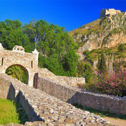 photo of l and gate, One Million Words, travel & discover mysterious Greece
