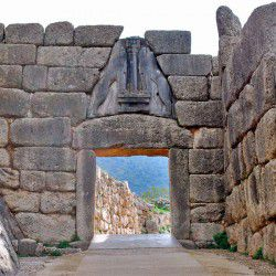 photo of liongate, Bucket List, travel & discover mysterious Greece
