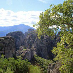 The Rocks of Meteora © Mysteriousgreece.com