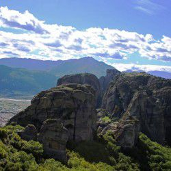 The Rocks of Meteora