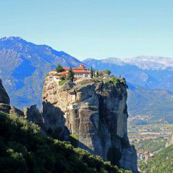 The Monastery of Agia Triada © Mysteriousgreece.com