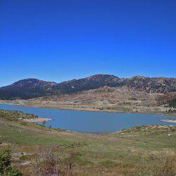 Aoos Artificial Lake © Mysteriousgreece.com