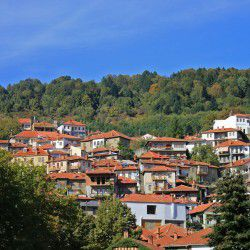 View of Metsovo y © Mysteriousgreece.com