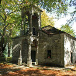 Church of Agios Georgios © Mysteriousgreece.com