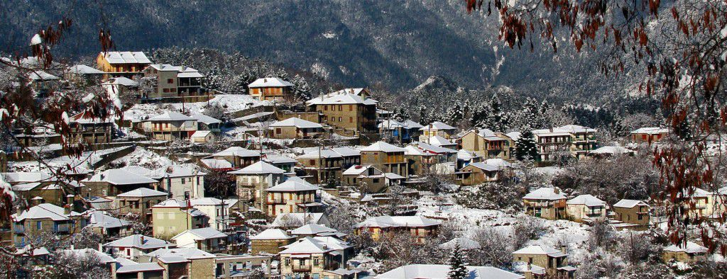Top Winter Destinations in Greece