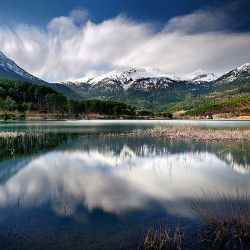 Lake Doxa © Alexis Vazaios by Flickr