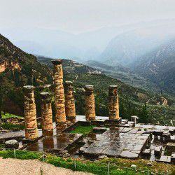 photo of oracleofdelphi, One Million Words, travel & discover mysterious Greece