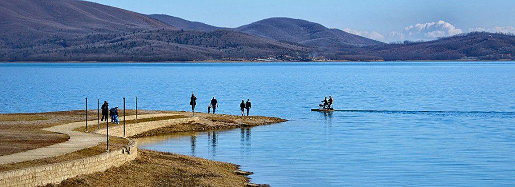 Activities in Plastira Lake