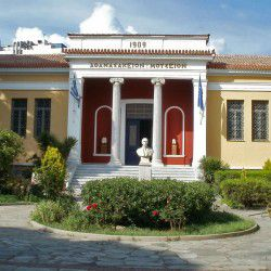 photo of archaeological museum, Escapist State of Mind, travel & discover mysterious Greece