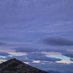 Purple Sky © Mysteriousgreece.com