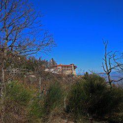 photo of koroni monastery, Travel Experiences, travel & discover mysterious Greece